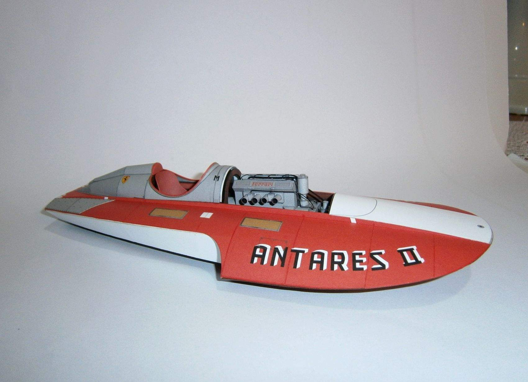 Ferrari F1 Antares II