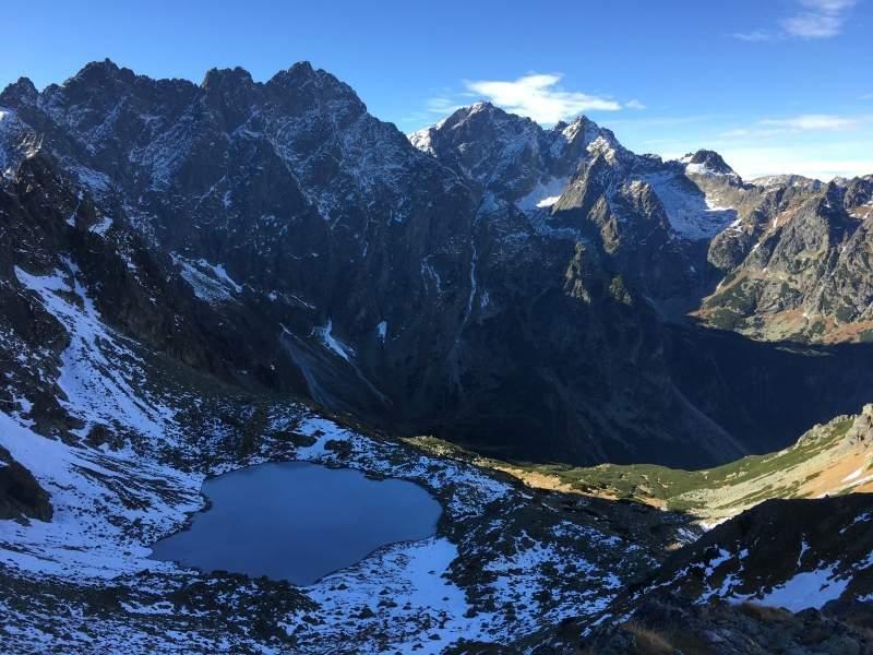 Hory jsou nejen krásné, ale také nebezpečné. Je dobré na to pamatovat.