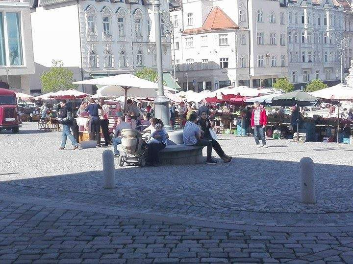Cílem Týdne města je přilákat Brňany do ulic. Foto: Dominika Vrbecká