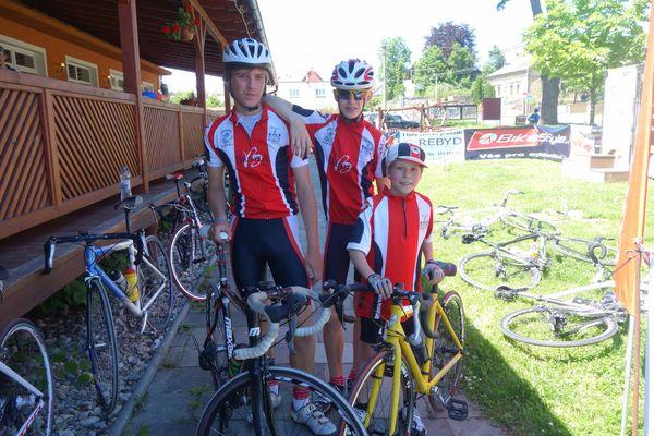Tour de Sádek - 2014