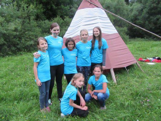 Mladíkov 2016 Cesta kolem světa - Světlušky (Verča)