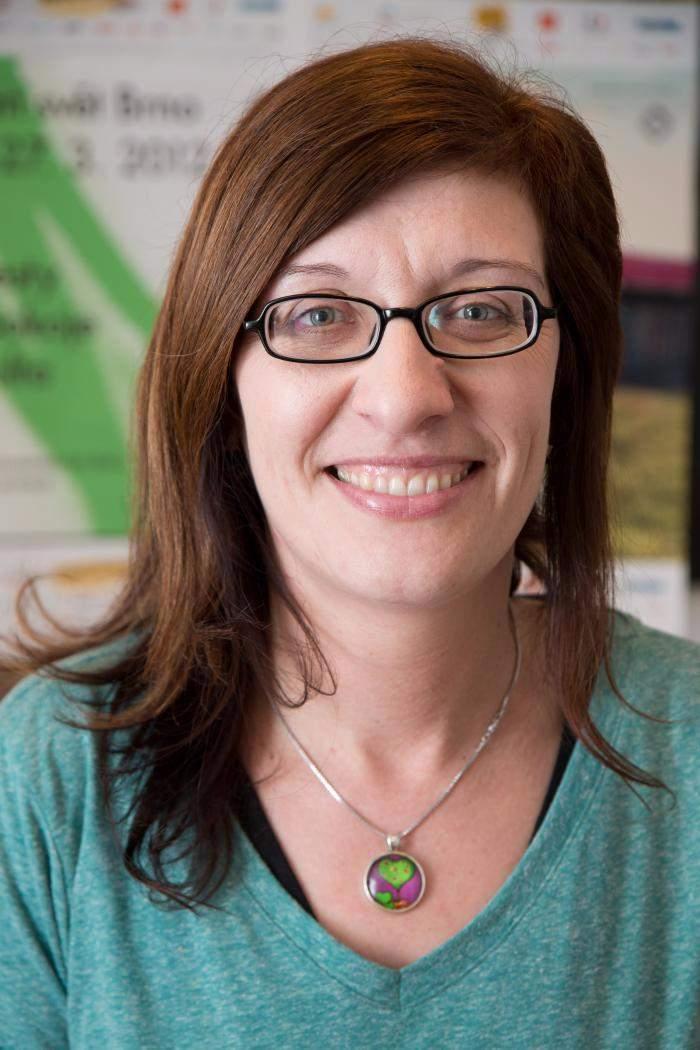 Organizátorka festivalu Kateřina Petrášová. Foto: Archiv festivalu Jeden svět
