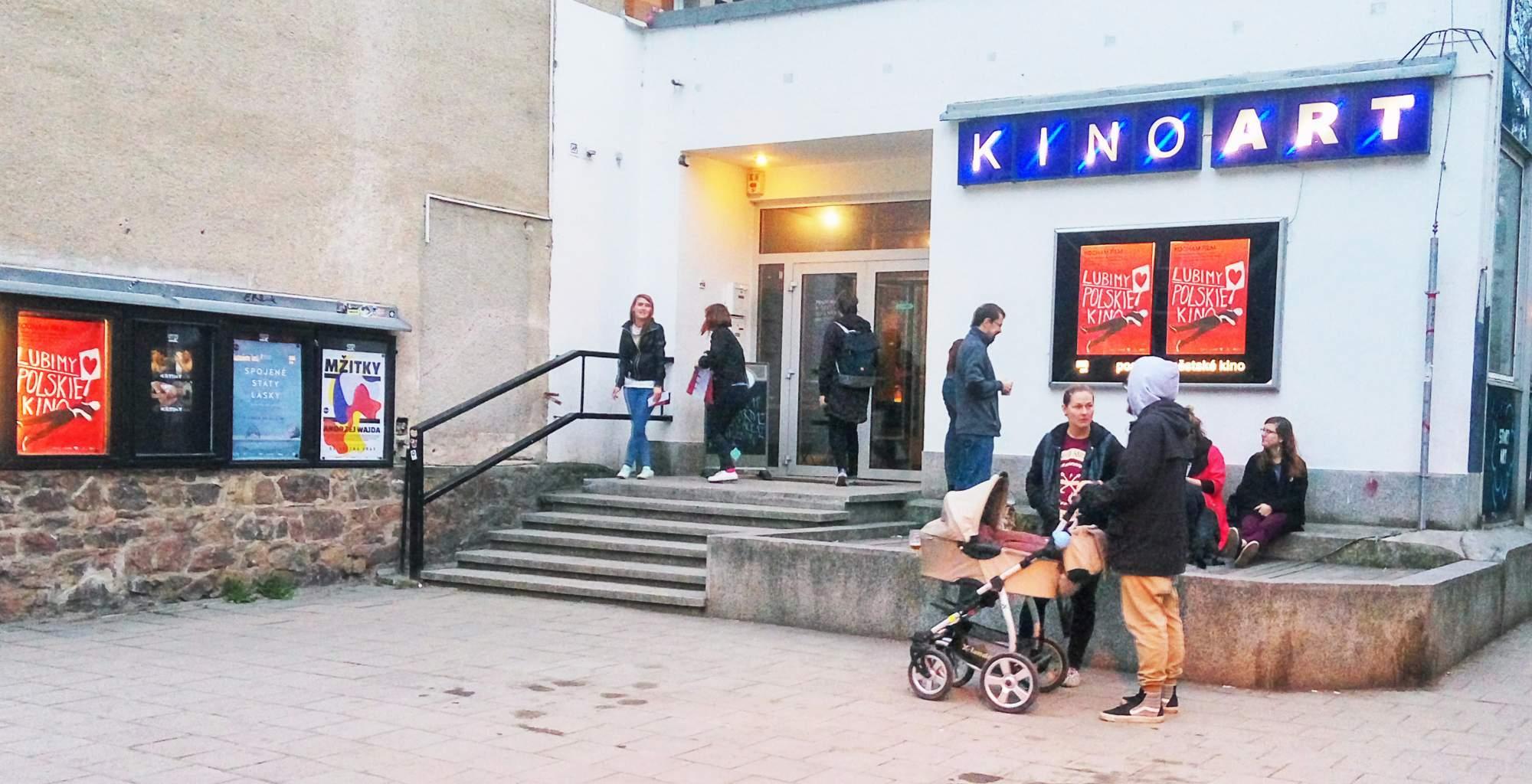 Organizátoři filmového festivalu Kocham film si za cíl kladou propagovat polskou kinematografii. | FOTO: Michaela Lebedíková