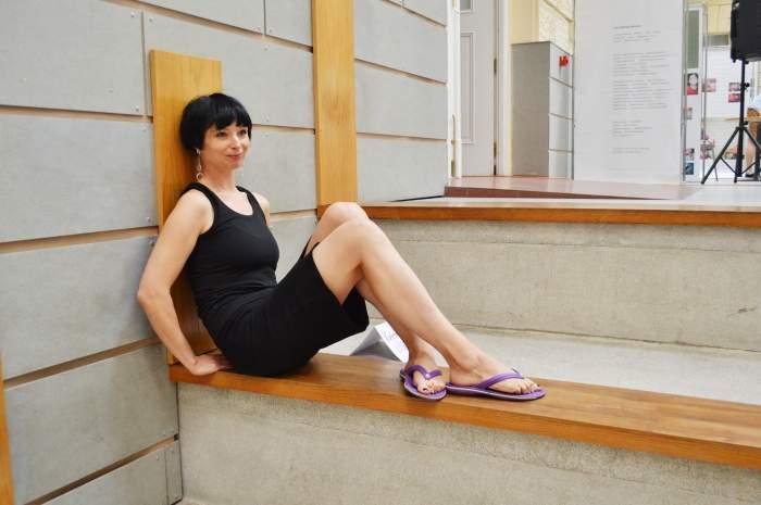 Kateřina Lišková vyučuje na Fakultě sociálních studií.|Foto: Eva Bartáková