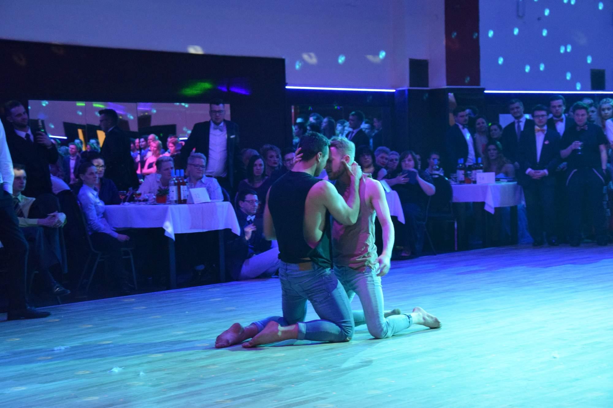 Taneční vystoupení. Foto: Tereza Kučerová