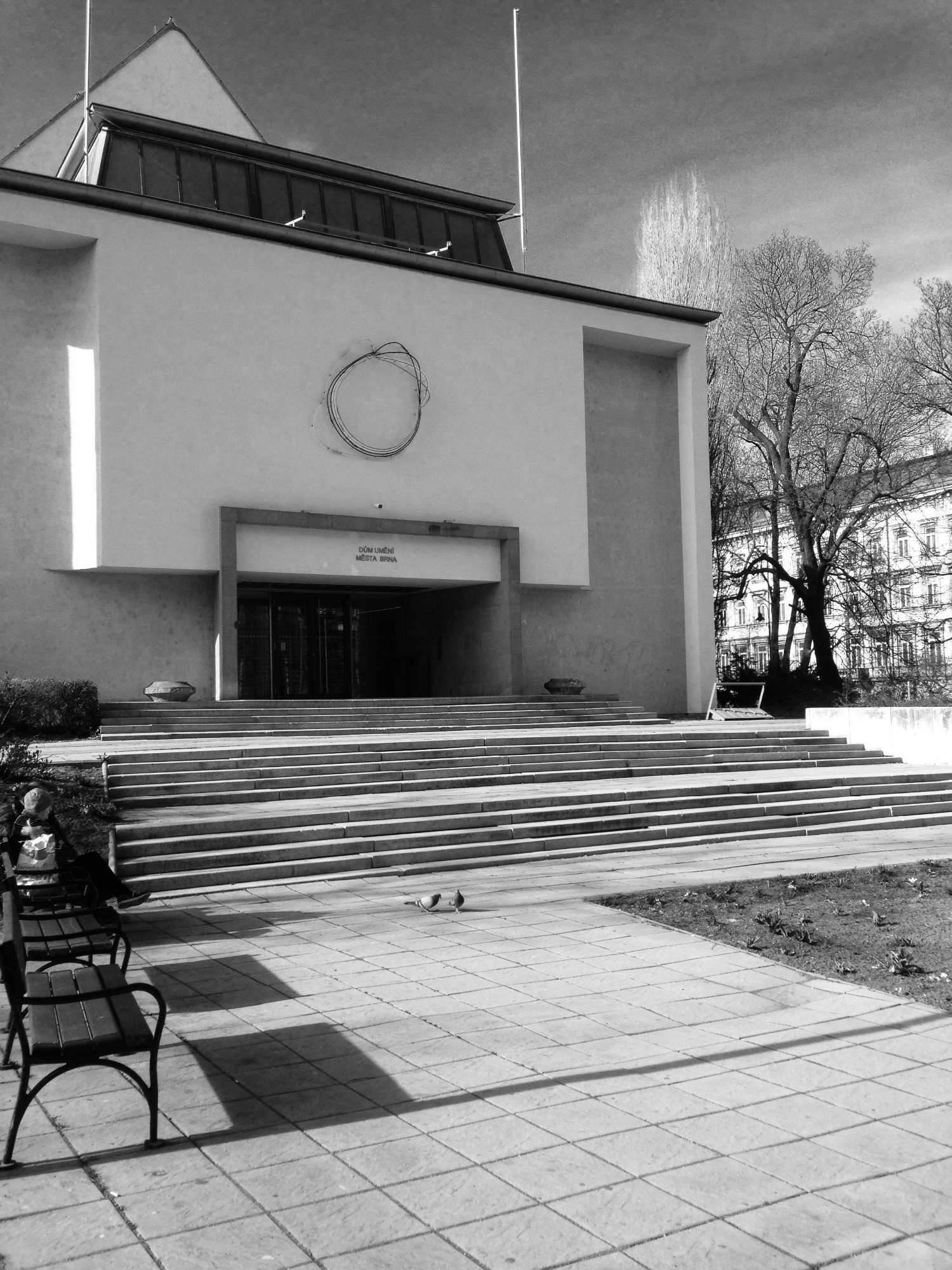 Dům umění města Brna. Foto: Tereza Kučerová