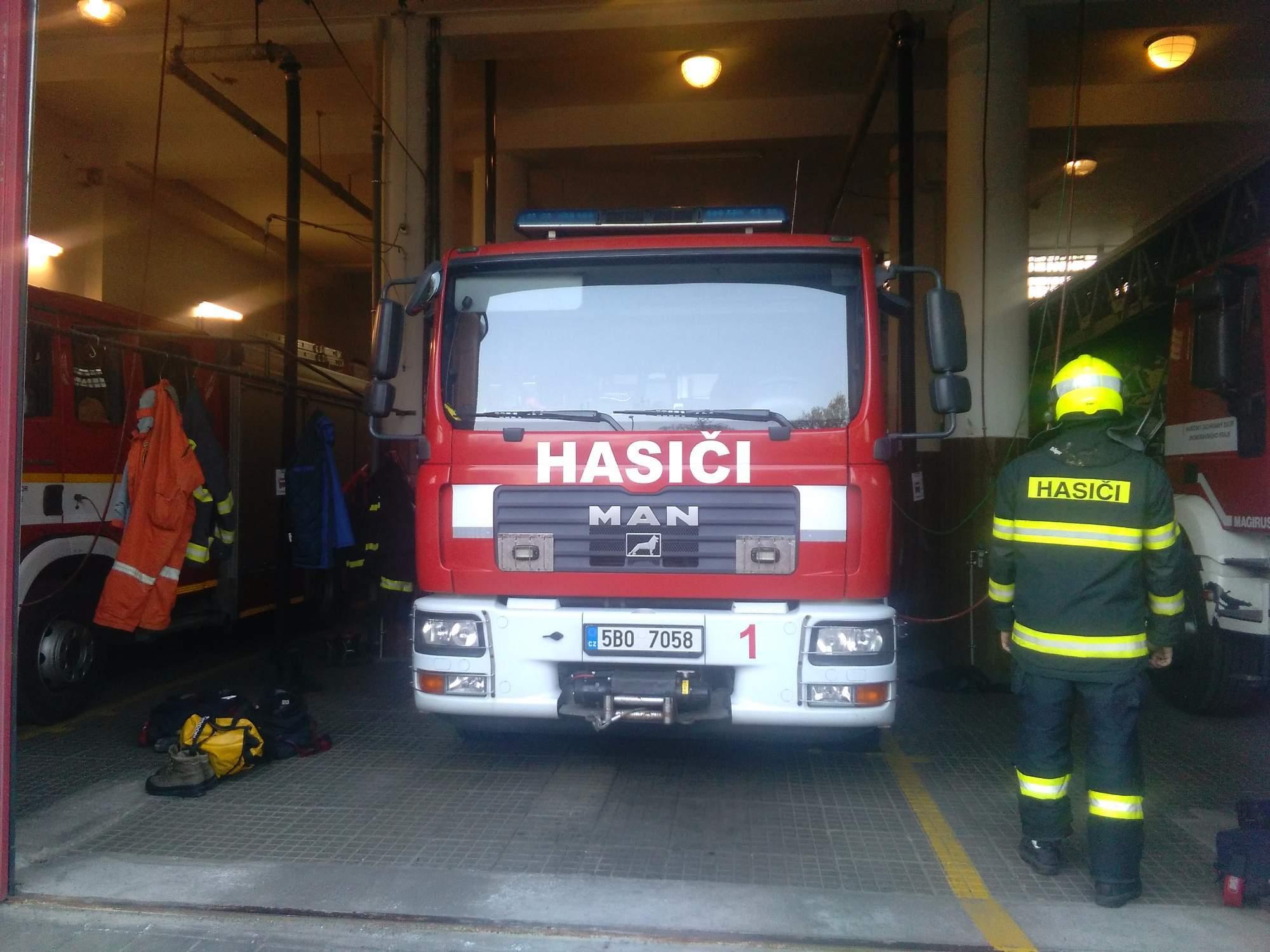 Koho letos zvolili kolegové hasičem roku? Foto: Martina Ivanová