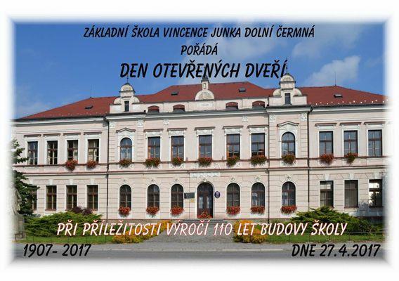 Základní škola Vincence Junka v Dolní Čermné - Den otevřených dveří 27.4.2017
