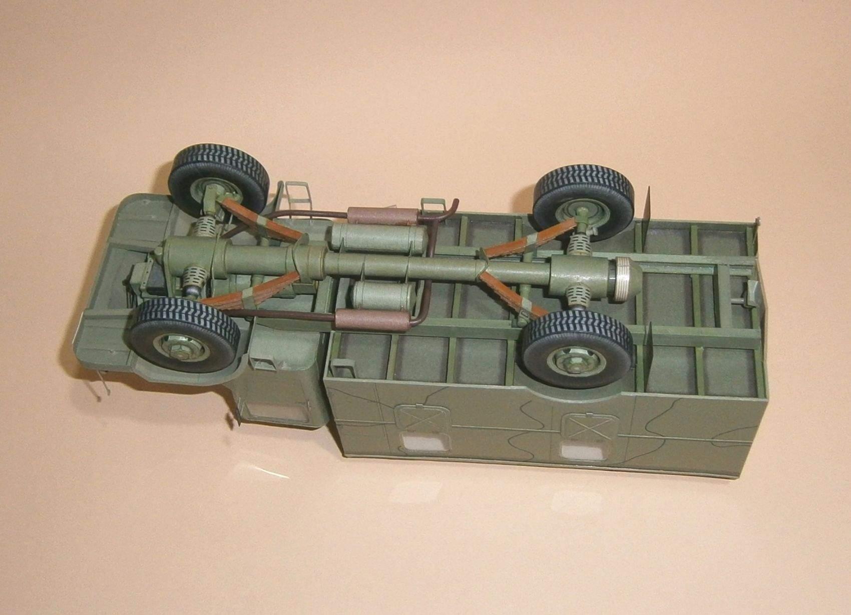 Tatra 128 pojízdná dílna