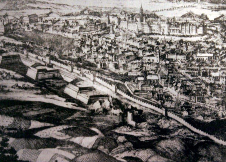 Gc2evd2 Prazske Opevneni Levy Breh Multi Cache In Hlavni Mesto