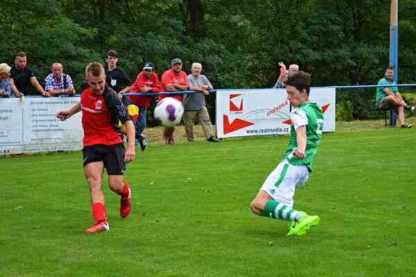 El Clasico: Viktoria Želešice - FK Ořechov 1:0 (0:0) 19.8.2017