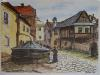 Boskovice - Ulice v židovském ghettu.