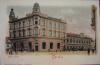 Chrudim - Bývalý hotel Bída.