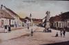 Heřmanův Městec - Pomník sv.Vavřince.