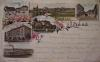 Libáň - odesláno 1898