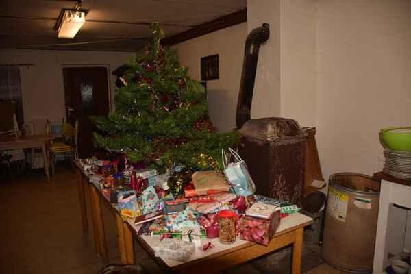 Vánoční výprava skautek, světlušek a tygříků 2015