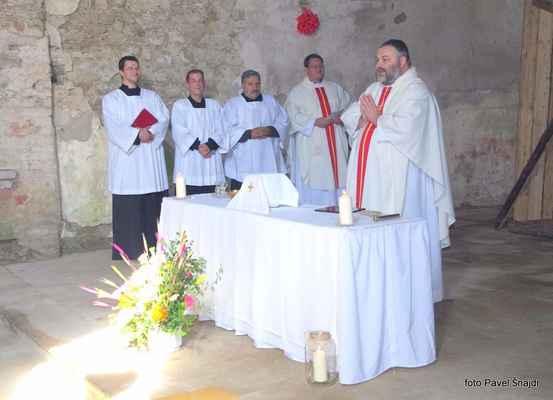 111  Slaví se patrocinium svatého Michaela archanděla