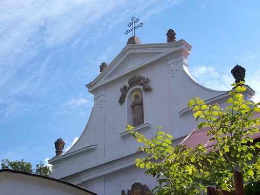 68 kostel Navštívení Panny Marie na Květnově