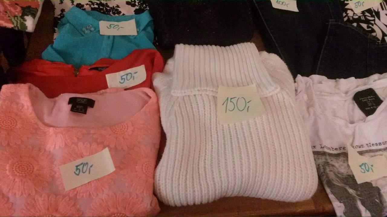 93451715afb Prodávání nenošeného oblečení je v Brně stále více oblíbené