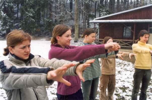 Rádcovský kurz 2004 - druhý víkend