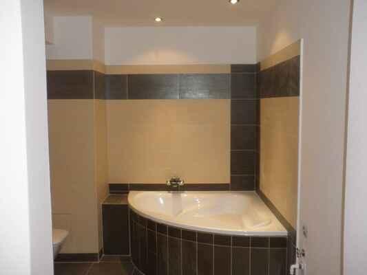Rekonstrukce koupelna a WC , Praha 10