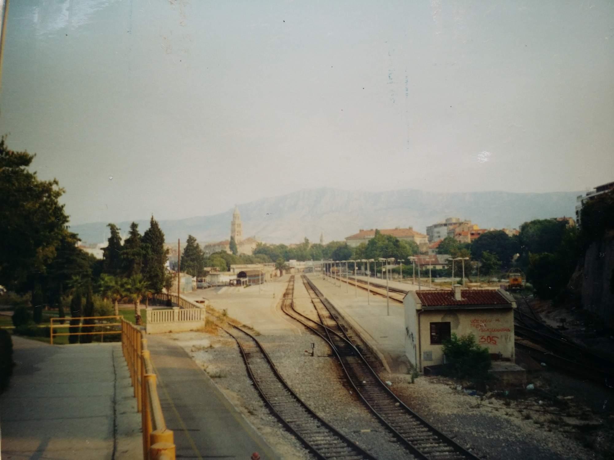 Rajce Cz Chorvatsko 2000