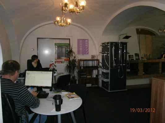 Naše provozovna na Praze 10