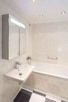 Obklad ABITIBI koupelna a WC panely č.626 Toned White